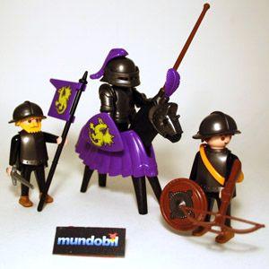 playmobil 3669 - Playmobile Chevalier
